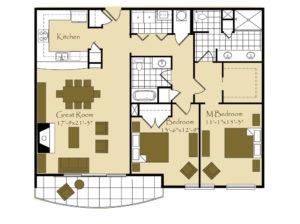 Still House Falls Floorplan