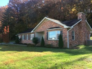 Front of home at 2078 Wilson Road
