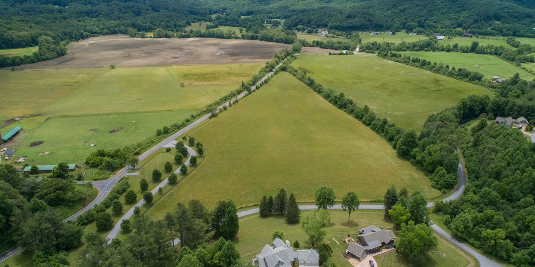 Chasewood Aerial 2